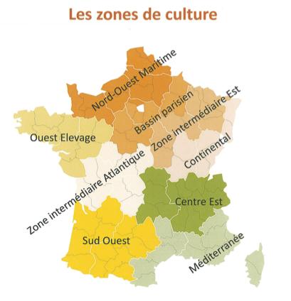 zones de culture